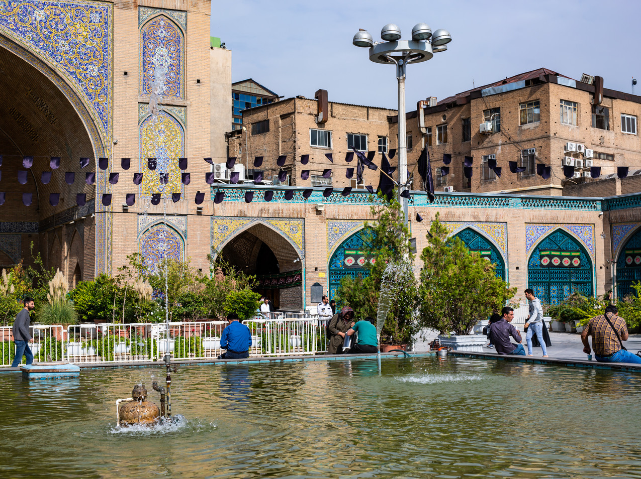 Mosquée Imam Khomeini
