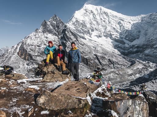 Un bol d'air frais (Népal)