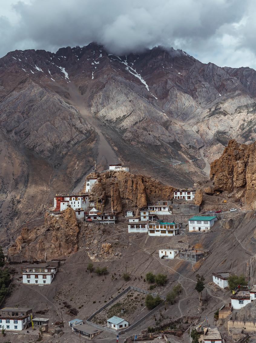 Monastère de Dankhar