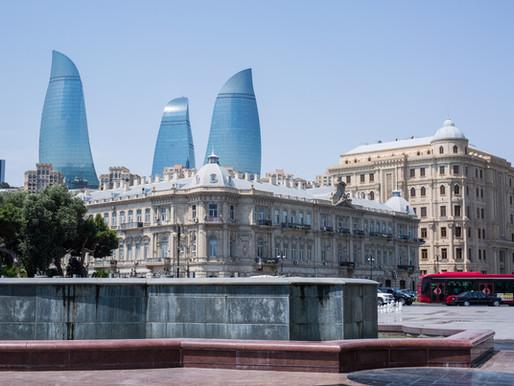 Changement d'itinéraire (Géorgie, Azerbaïdjan)