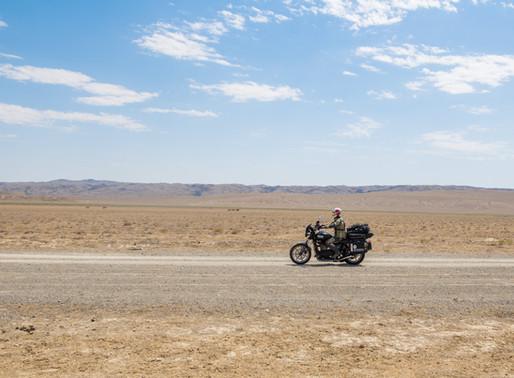 Quand t'es dans le désert (Kazakhstan)