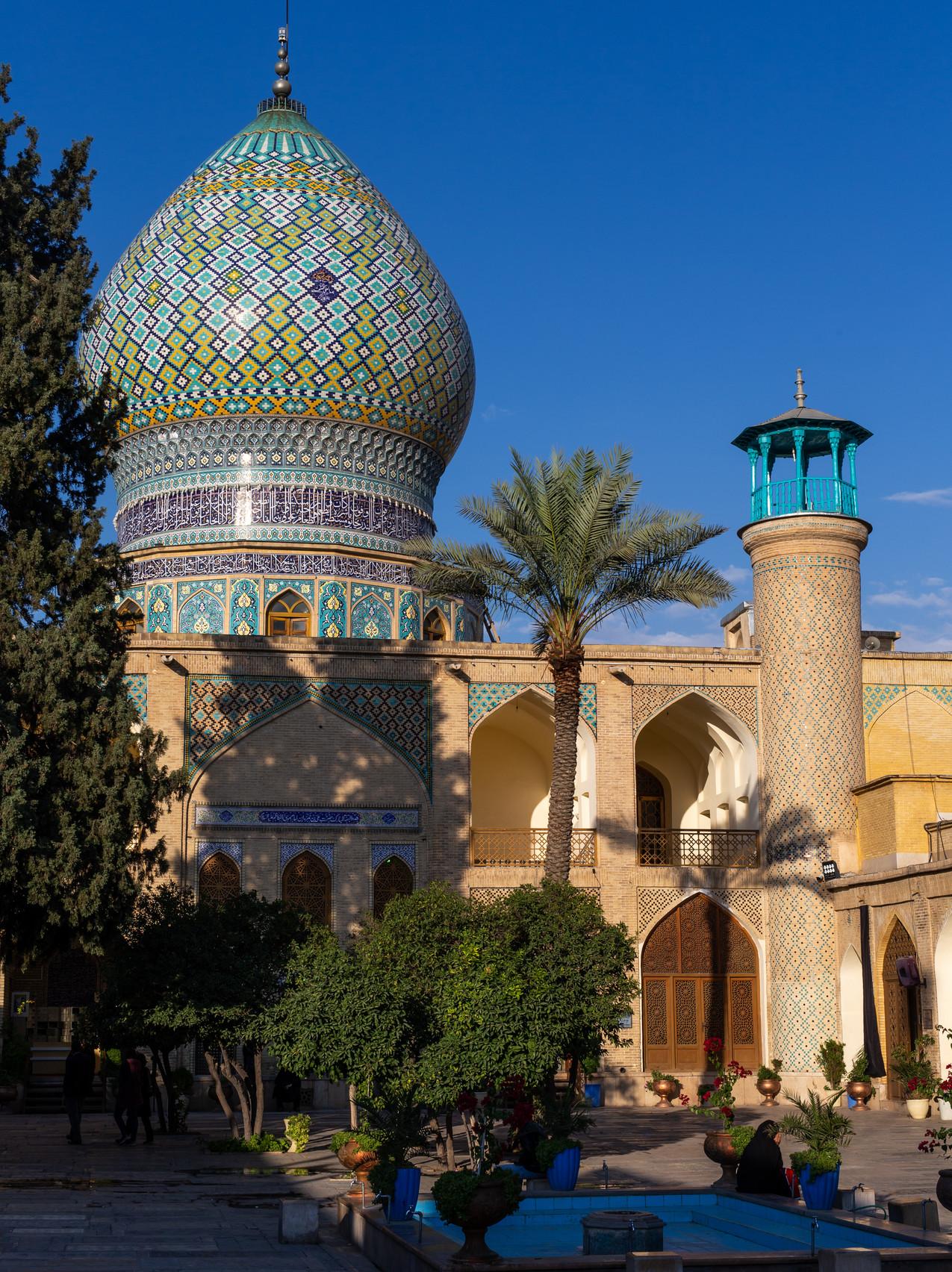 Mausolée d'Ali Ibn Hamzeh