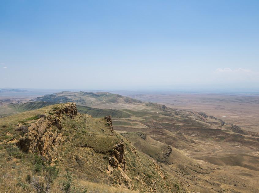 Frontière azérie-géorgienne