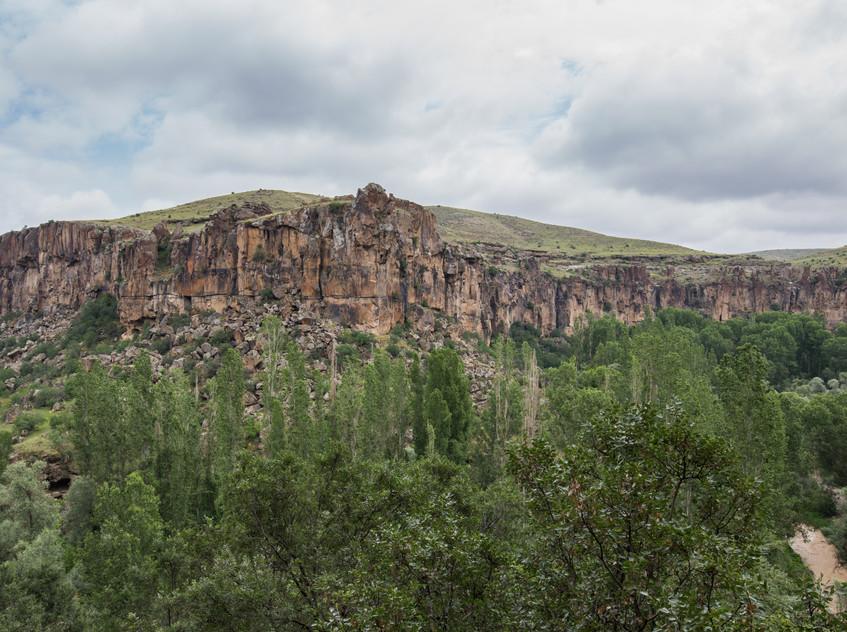 Ihlara vallée