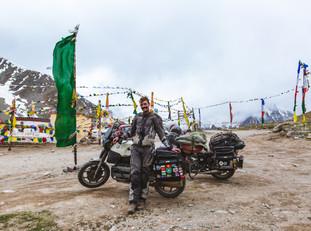 Sommet du col de Kunzum