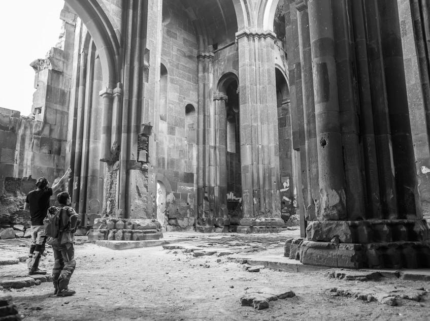Cathédrale d'Ani