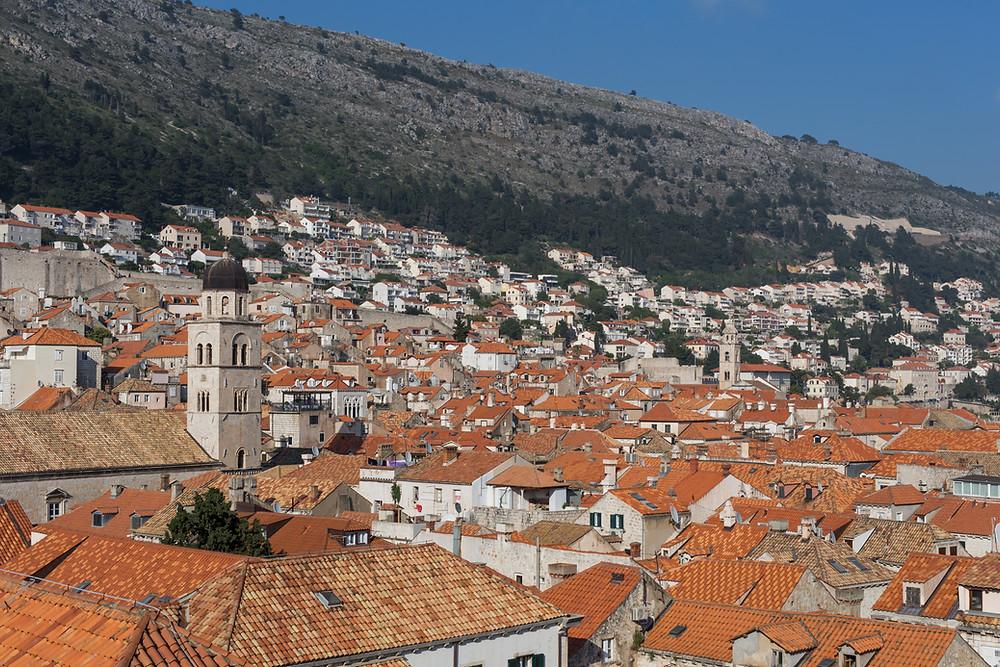 Dubrovnik, Croatie.