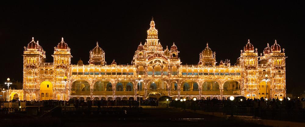 Palais de Mysore.