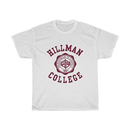 Hillman Unisex Heavy Cotton Tee