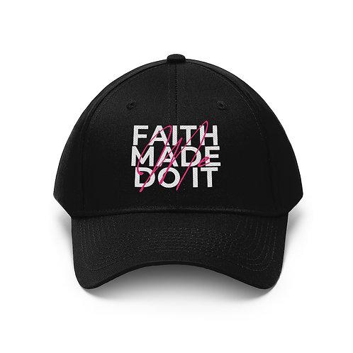 BLK Unisex Twill Hat