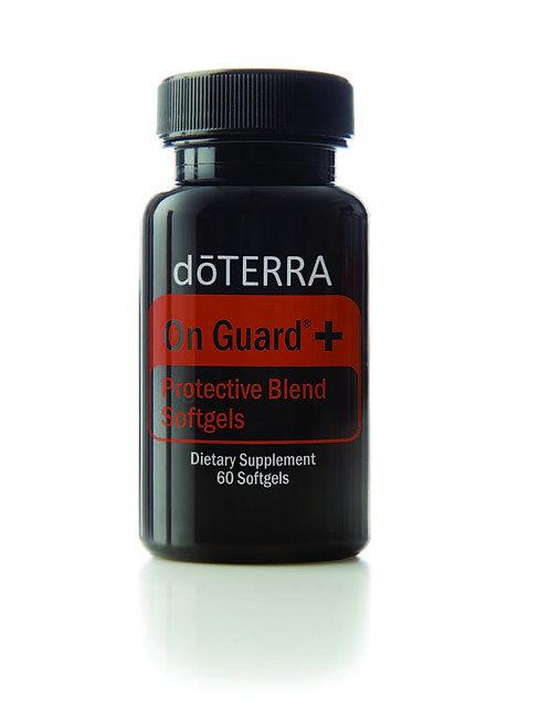 OnGuard®+ Softgels  Protective Blend 60 Softgels (22.50 PV)