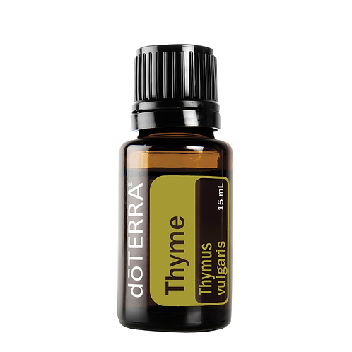 Thyme Thymus vulgaris 15 ml