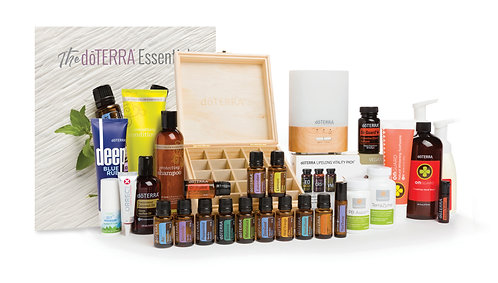 Natural Solutions Kit  Enrolment Kit (447 PV)