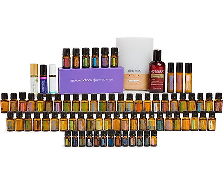 Essential Oil Collection  Enrolment Kit (1452.50 PV)