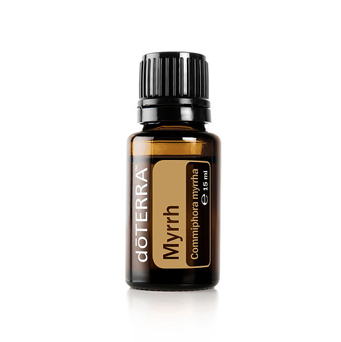 Myrrh  Commiphora myrrha 15ml