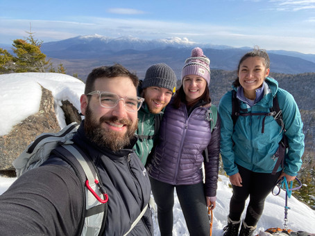 Mt. Martha and Owl's Head: A Little Hike Making Great Strides