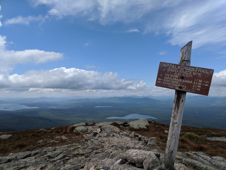 Saddleback and The Horn: A Short but Tricky Hike with Some Great Views!