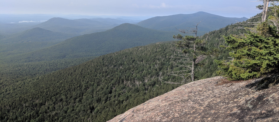 Whiteface and Passaconaway: Blueberry Ledge Isn't as Innocent as it Sounds
