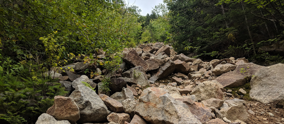 Owl's Head and the Bonds: My First Solo Backpacking and Bushwhacking Trip