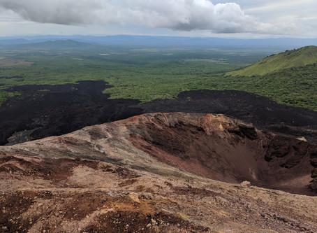 Volcano Boarding: A New Extreme Sport at Cerro Negro