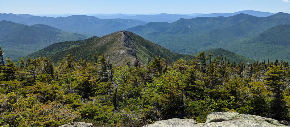 The Bonds: A Refreshing Solo Outing on My Favorite Mountains in the Whites