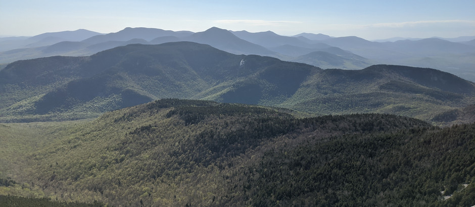Chocorua and The Sandwich Range: Backpacking to Kick Off the Summer