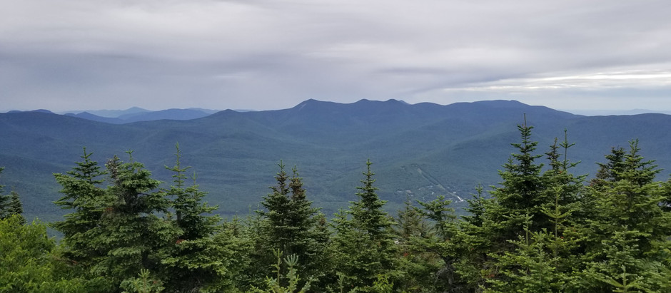 Mt. Tecumseh: A Quick Hike for Peak #2