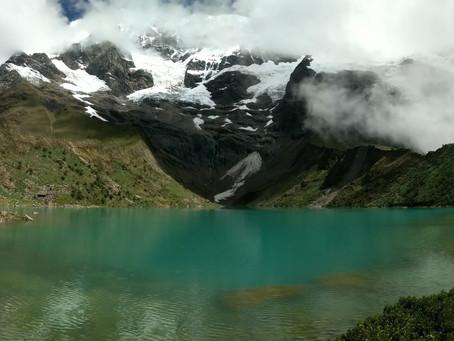 The Salkantay Trek to Machu Picchu - Part I: Humantay Lake, Salkantay Pass, and a Local Coffee Farm