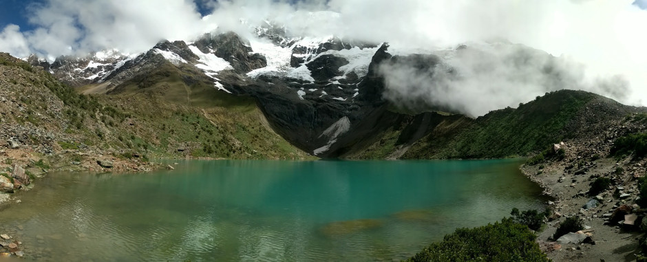 The Salkantay Trek to Machu Picchu - Part I: Humantay Lake, Salkantay Pass, and a Local Coffee Farm