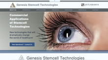 Genesis Stemcell Technologies Launching New State of the Art Website for Commercial Applications of