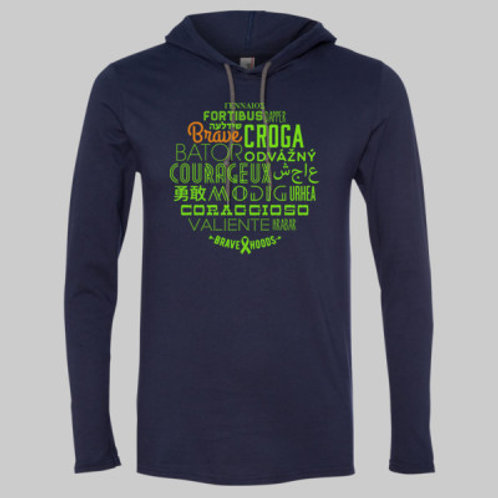There With Care Special Edition Brave Hoodie - Adult