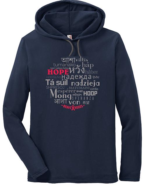 HOPE Pullover Hoodie - Adult
