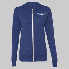 unisex bravehoods zip hoodie