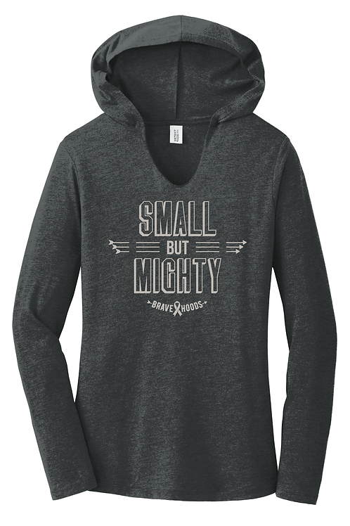 Small but Mighty Pullover -Ladies
