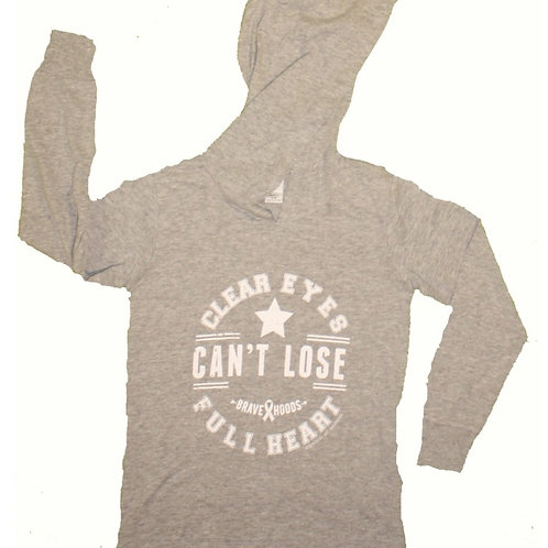 Clear Eyes, Full Heart, Can't Lose - pullover hoodie