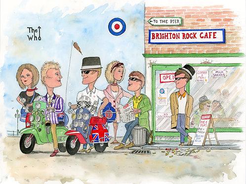 Brighton Rock Cafe