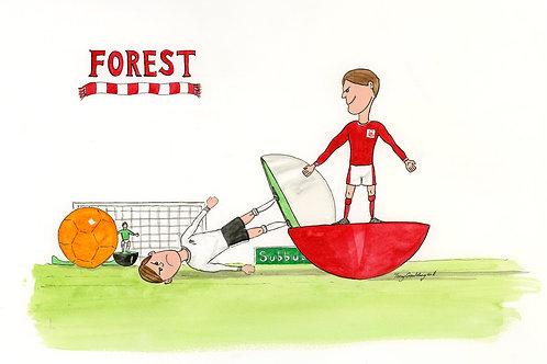 Forest Subbuteo 1