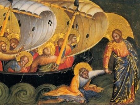 Nadzieja Mt 14, 24-32