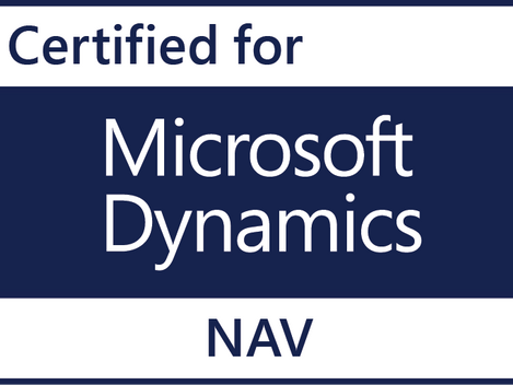 CfMD Dynamics NAV 2017 behaald
