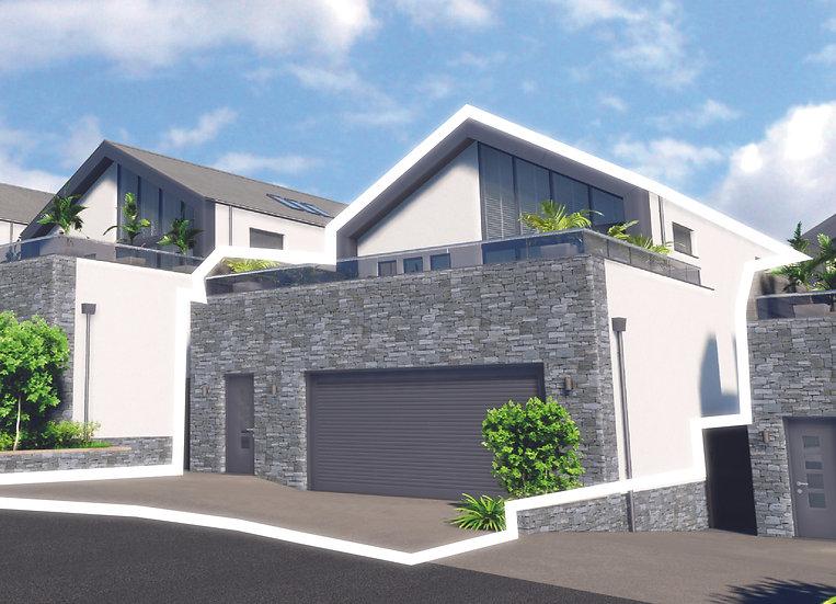 Plot 4 - 4 Bed Home - Spurway Gardens