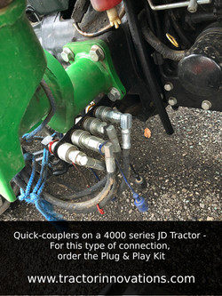 JD4k Quick Couplers