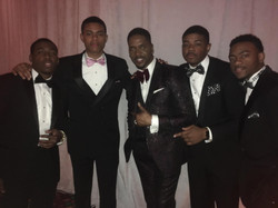 the group fire donald lawrence