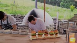 Cob oven & BBQ terrace