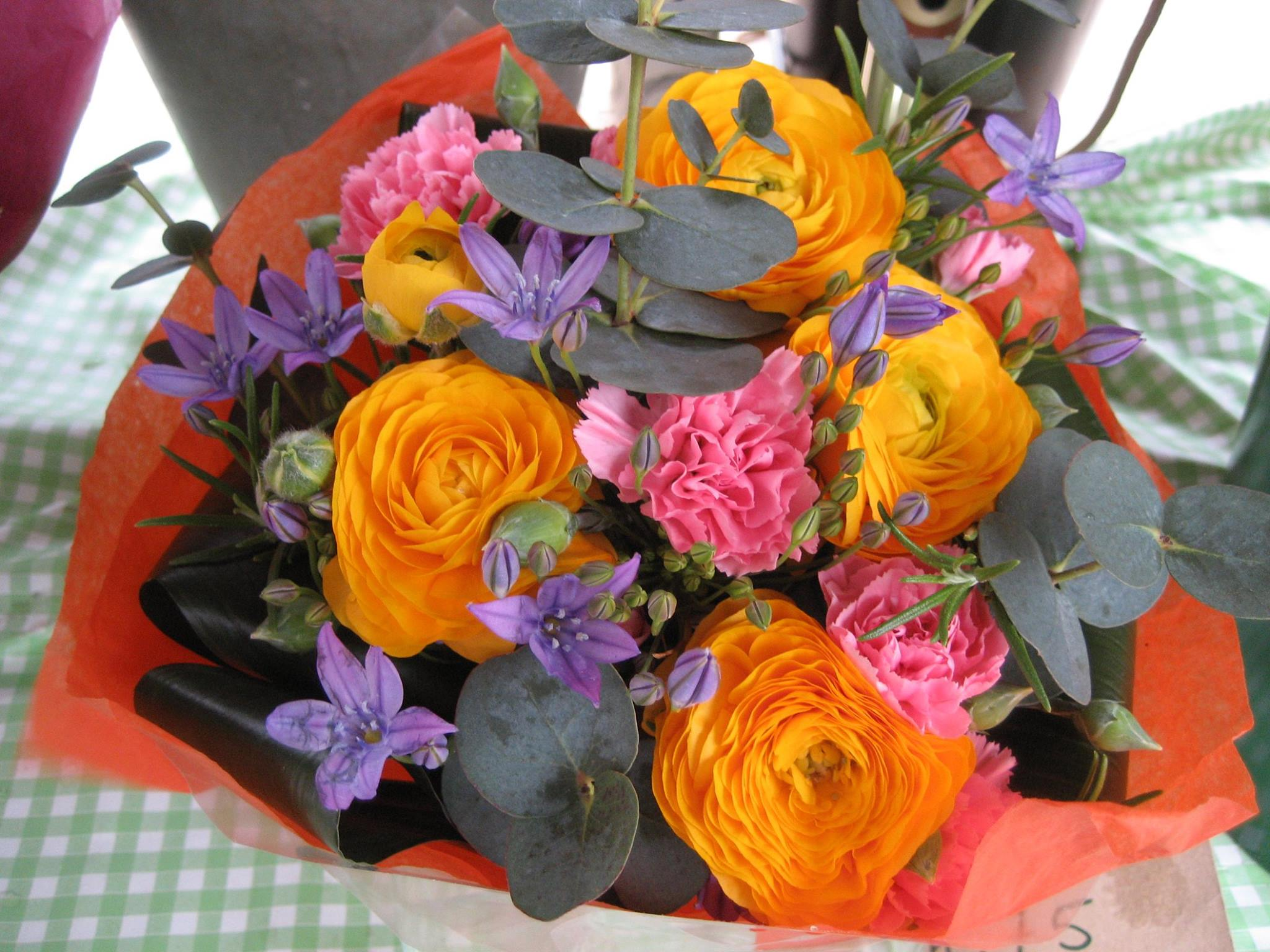 Cornish Bunch Flowers