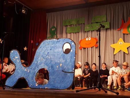 Jonah - A Whale of a Success!
