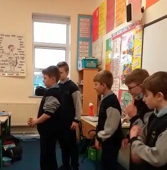 Mr Cogan's Take to Rapping!