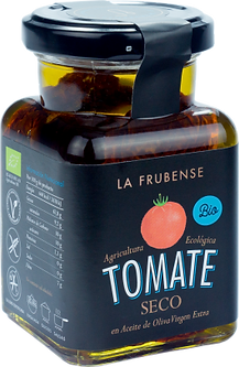 tomate deshidratado seco ecologico en aceite de oliva virgen extra