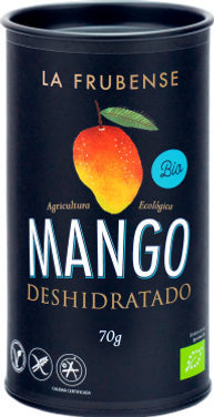 mango deshidratado seco ecologico