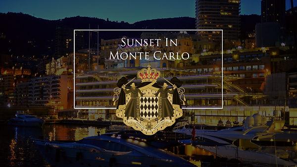 Sunset In Monte Carlo, Deivis Hernandez Valdes