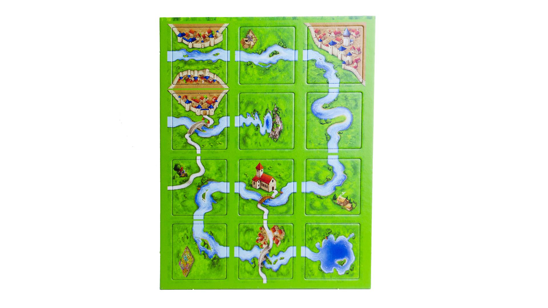 84 card tiles